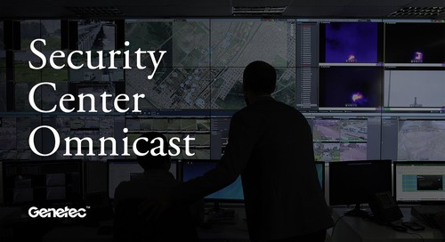 See the big picture. Omnicast IP video management system