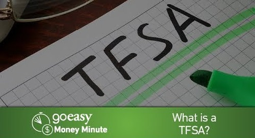 MoneyMinute - What is a TFSA?