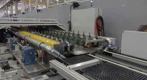 Samco Machinery Refrigerator Cabinet Rollforming Line