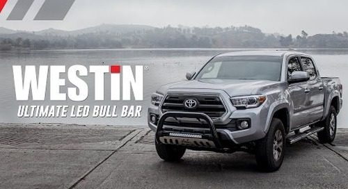 Ultimate LED Bull Bar