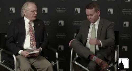 Bill Rochelle Interviews Jim Van Horn on Retail Distress
