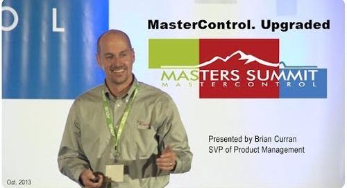 MasterControl Upgraded