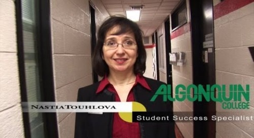 Student Success Specialists are here 2 help you succeed
