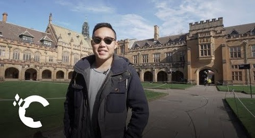 A Day in the Life: Sydney University Student