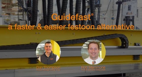 Guidefast® - A faster & easier festoon alternative