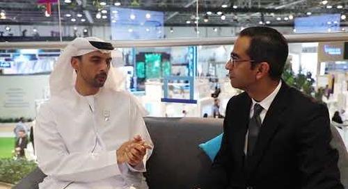 GITEX 2019 | Interview - H.E. Wessam Lootah, CEO Smart Dubai, with Sanjay Brahmawar, CEO Software AG