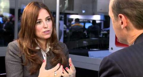 Transactions on the Move - Amber Mac Chats With Jim Baumgartner of Moneris Solutions @ Dx3 2012