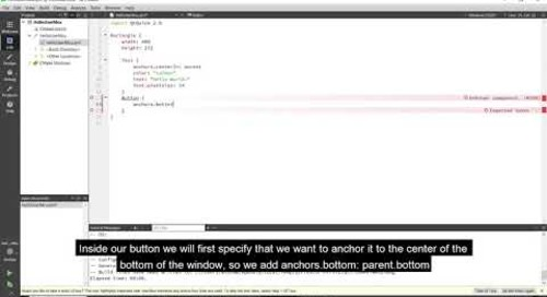 How to create a simple application with Qt for MCUs