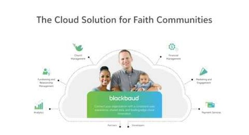 Grow Your Church with the Cloud Solution for Faith Communities