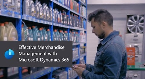 Effective Merchandise Management with Microsoft Dynamics 365