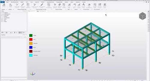 Precast modeling, analysis and design using Tekla Tedds