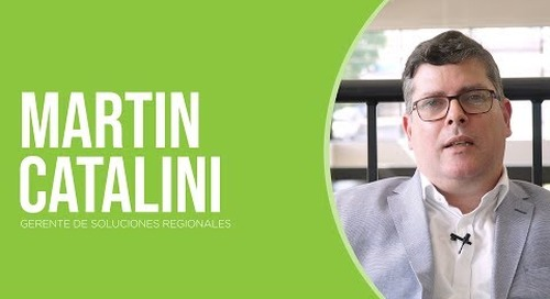 Fresh Faces: Martin Catalini (Español)