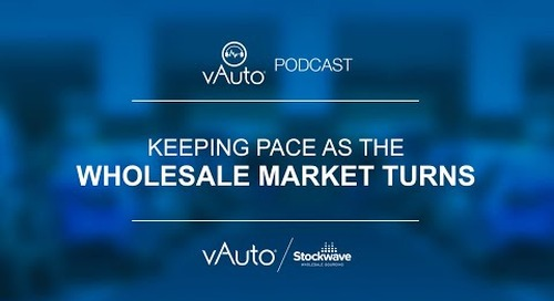 Keeping Pace as the Wholesale Market Turns