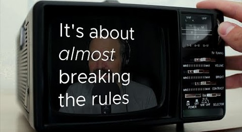 Tanzu Talk: It's not about breaking the rules, it's about _almost_ breaking them.