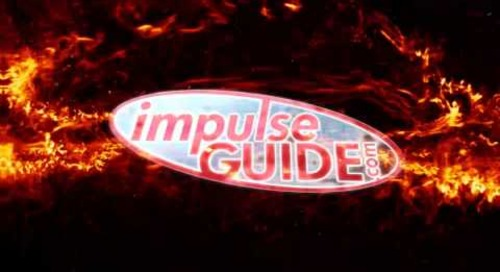 iG Logo Animation Fire