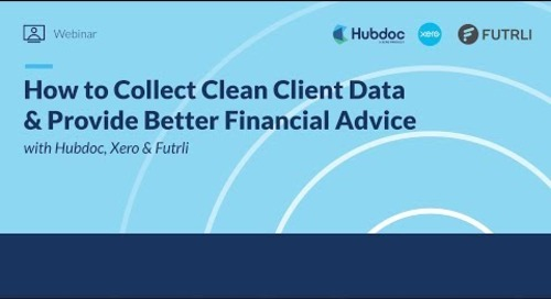 How to Collect Clean Client Data & Provide Better Financial Advice