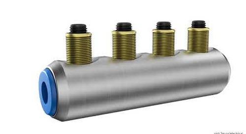 Job site problem solver: 3M™ Mechanical Shearbolt Connectors QCI Series