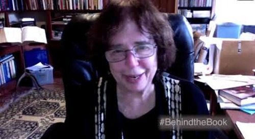 Behind the Book - Jane Yolen