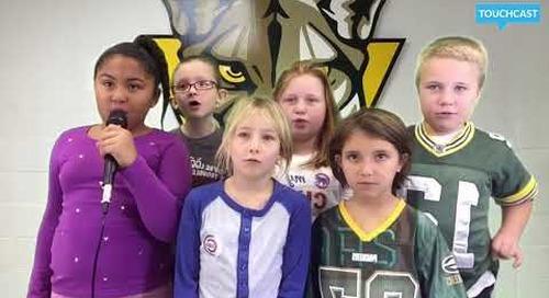 Converse Cougar's School Announcements 12-9-2016