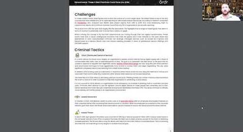 Ransomware Ebook: Video Walkthrough