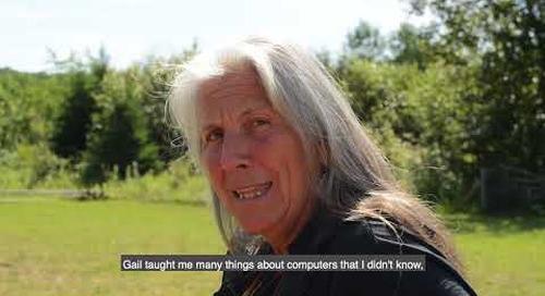Online learning - Deborah Tate, Laurentian University, M'Chigeeng First Nation