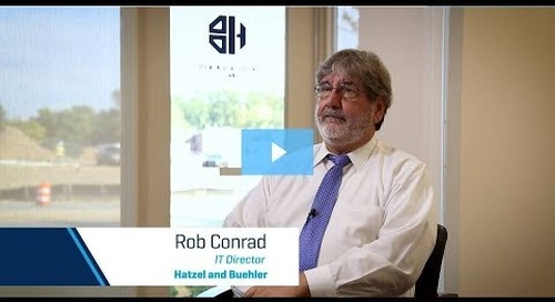 Hatzel & Buehler Improves Communication and Customer Service Using Spectrum in the Cloud