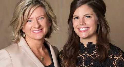 Fran Albrecht and Molly Adamson  - Hear Me Now