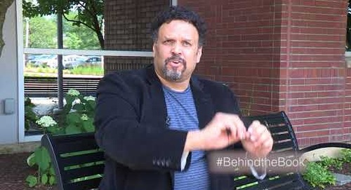 Behind The Book -Neal Shusterman