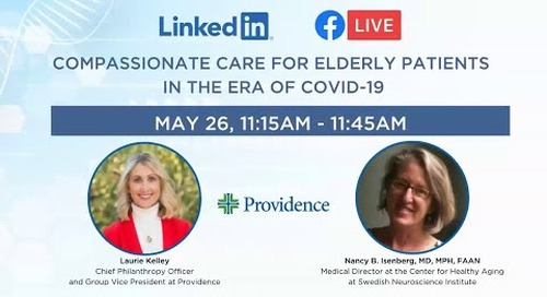 Compassionate Care for Elderly Patients in the Era of COVID-19