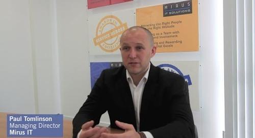 Umbrella for MSPs Case Study: Mirus IT