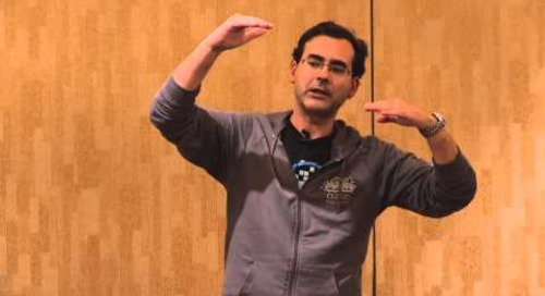 Ferran Rodenas - Managing Stateful Docker Containers with BOSH (Cloud Foundry Summit 2014)