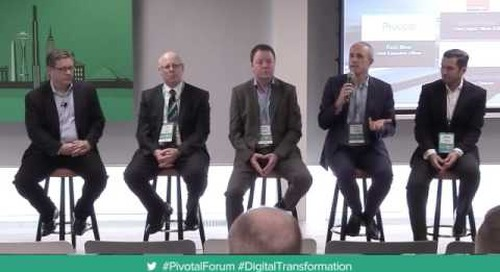 Panel Discussion on Digital Transformation