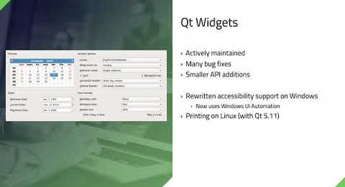 Meet Qt 5.12 {On-demand webinar}