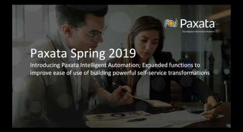 Accelerate Your Data Prep and DataOps Journey in a Single, Integrated Platform