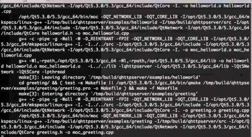 Running Qt code on Qt Cloud Services Managed Runtime