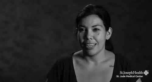 St. Jude -  Desiree Garcia Testimonial