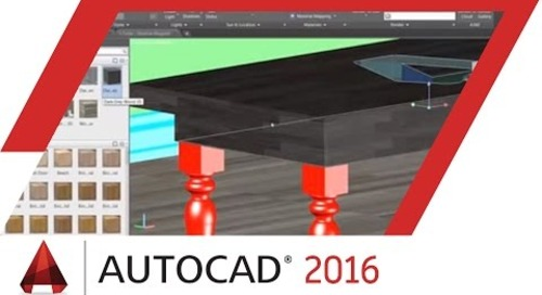 Welcome to the 3rd Dimension: Materials Matter WEBINAR | AutoCAD