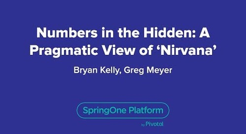 Numbers in the Hidden: A Pragmatic View of 'Nirvana'