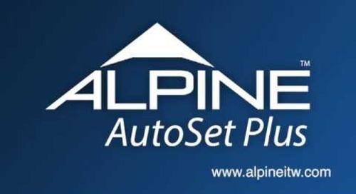 AutoSet Plus