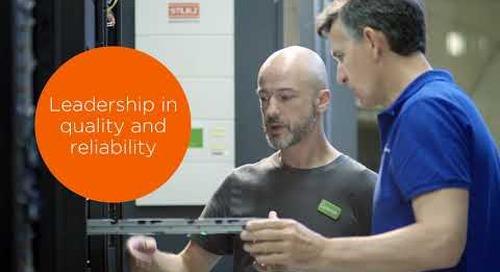 Lenovo Data Center Group Innovations: Quality and Reliability