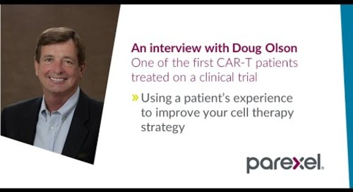 CAR-T: A patient's cell therapy success story