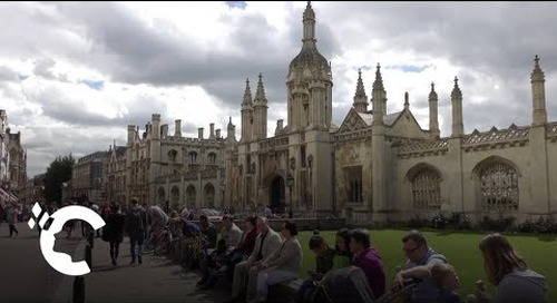 Cambridge University: A Tour with Reiss Akhtar