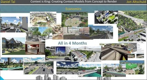3D Basecamp 2016 – Context is King: Creating Context Models from Concept to Render