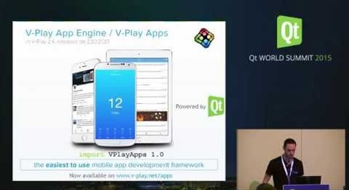 QtWS15- How to Develop with Qt for Multiple Screen Resolutions and Increase, Christian Feldbacher
