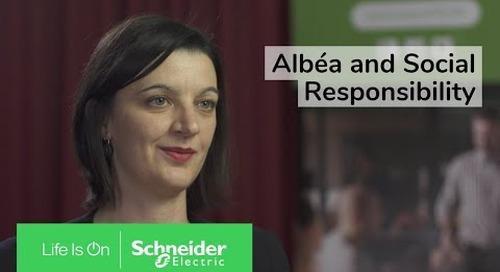 Albéa: The Bottom Line of Social Responsibility   Schneider Electric