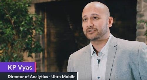 Ultra Mobile + Looker