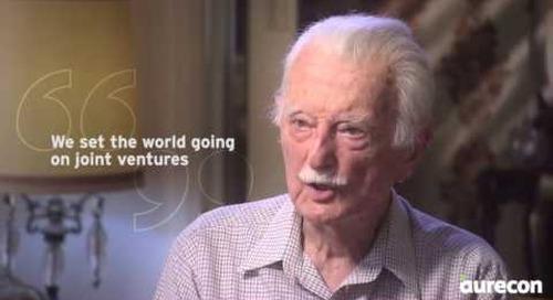 John Connell talks to Aurecon