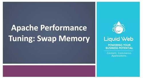 Apache Performance Tuning: Swap Memory