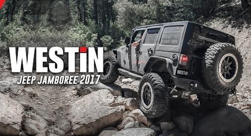 Snyper Westin Off-Road at Jeep Jamboree 2017