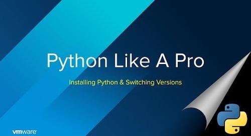 Installing Python & Switching Versions Like A Pro